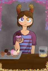 Cupcake? by SilverCandyDeath