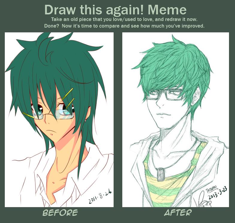 draw this again - photo #39