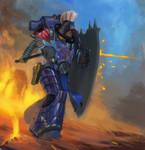 Unification wars: Thunder Warrior.
