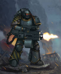 Iron warriors - Iron Havoc
