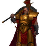 Angron - Primarh of the XII Legion