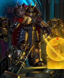 Iron Tyrant -Kriegshwarz