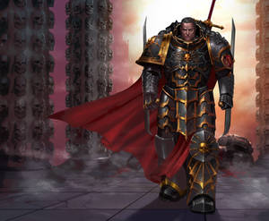Primarch of the XI-th - commission
