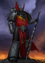 Akraziel - Chapter Master of The Scales Of Justice