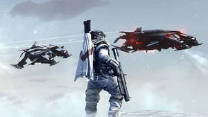 helghast dropships