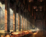 Helghast war room