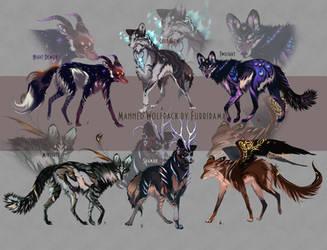 FREE Wolf Adopt Promo! CLOSED.