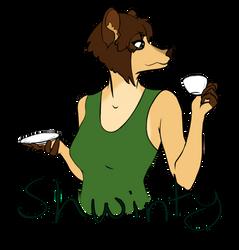 Con Badge: Shwinty