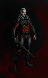 KAIN from Blood Omen: Legacy of Kain (redesign) by VVelislav