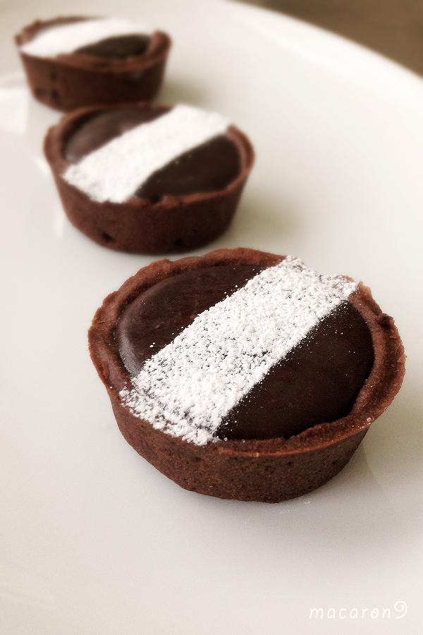 Tartelettes au chocolat by macaron9