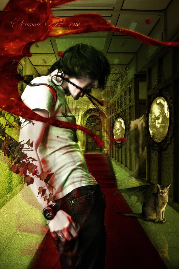 Schizophrenia by Fiannart