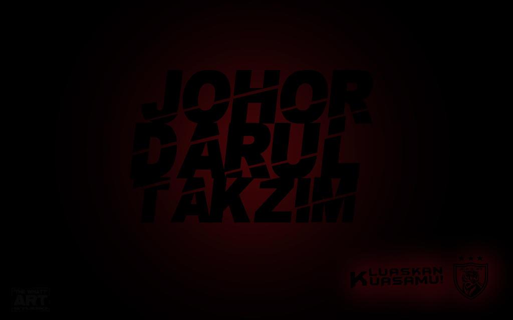 Johor Darul Takzim Wallpaper 32 By Mirul