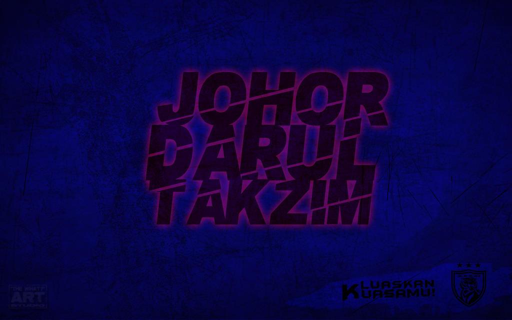 Johor Darul Takzim Wallpaper 34 By Mirul