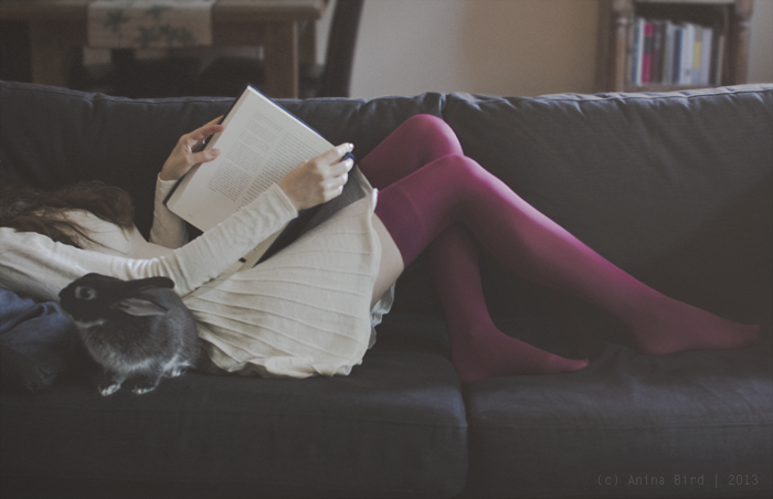 Sunday mornings by Anina-Bird
