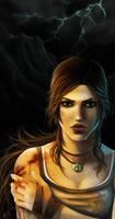 Becoming Lara by mayan-art