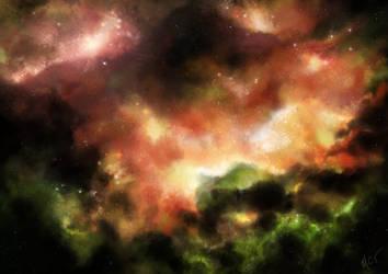 Nebula by mayan-art