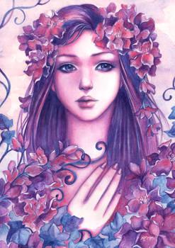 Summer Flower Fairy