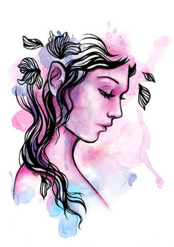 Ink Fairy