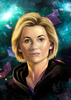 13th Doctor Who