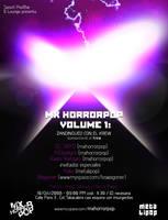 MXHORRORPOP Flyer by ZomWalruss