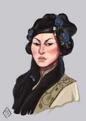 Gin Sang by serranef