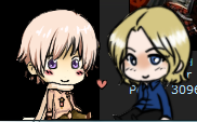 RussiaxFrance Shimejis by StellaLunaForever