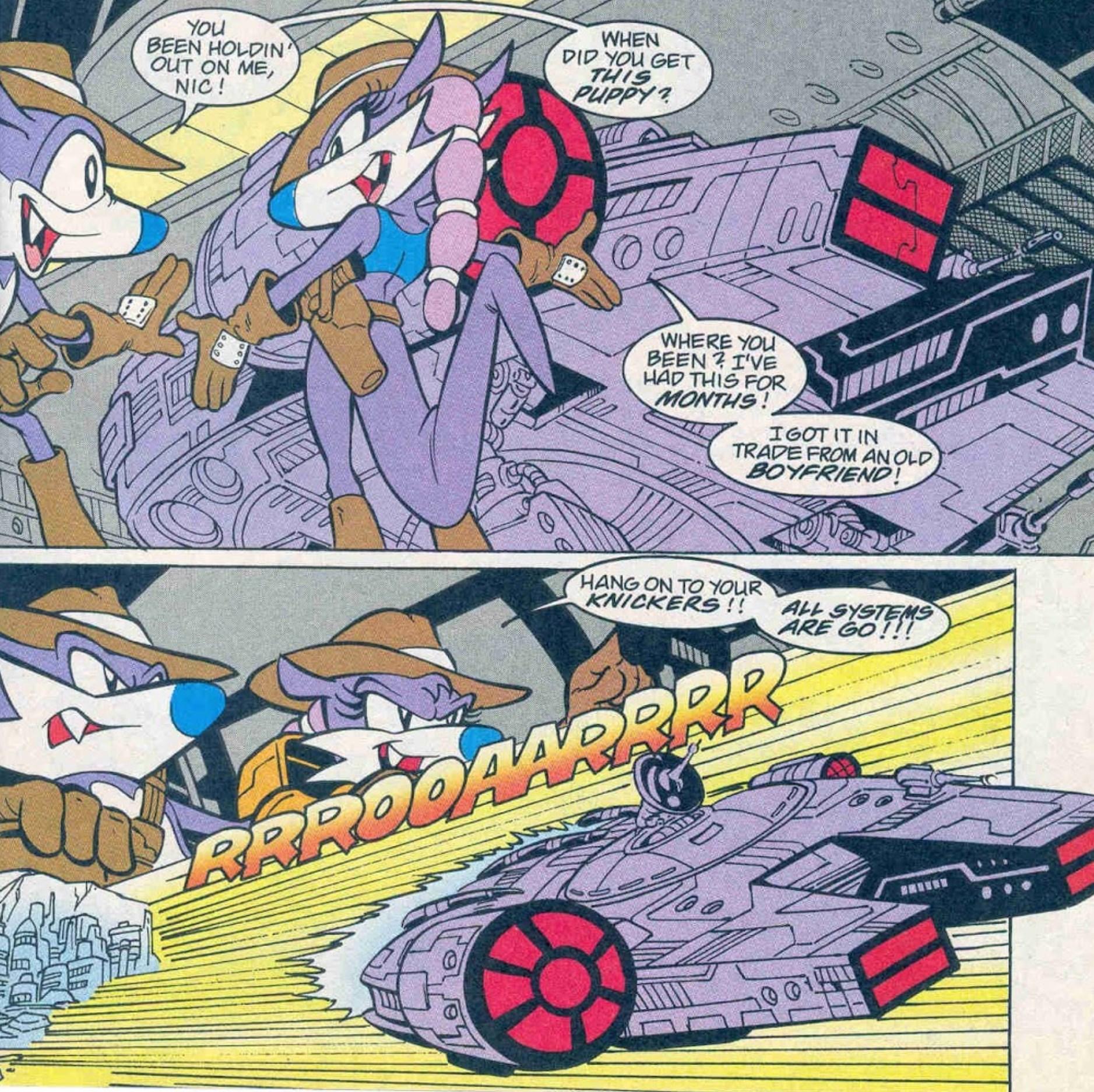 Sonic the hedgehog sonic the hedgehog furries