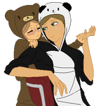 OTP Challenge: Day 11 - Kigurumis by DreamByDread