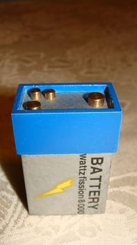 Fallout 3 Fission Battery