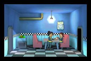 Diner - level 1