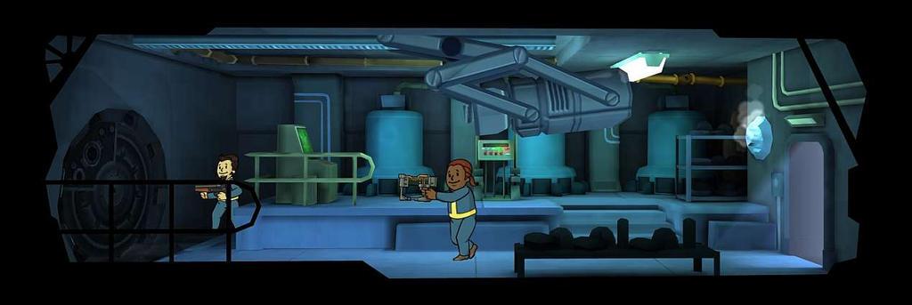 Advanced vault door - level 2
