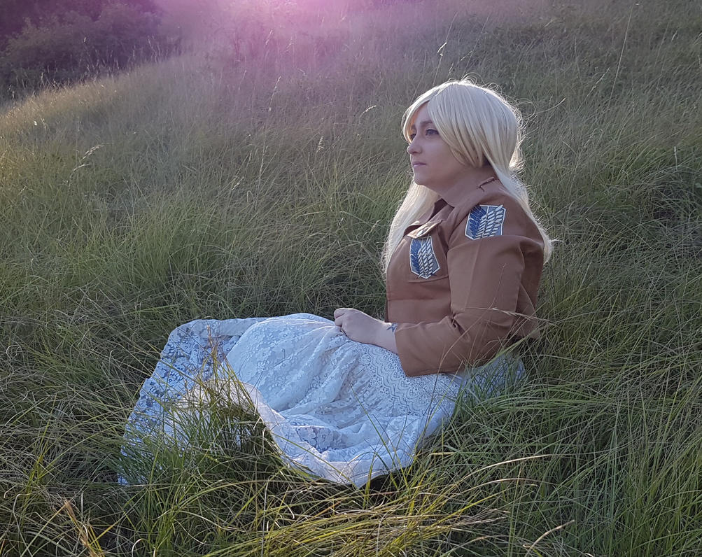 I want to live for myself this time.... by ChemicalLadyCosplay