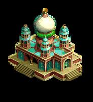 temple by NickRLee