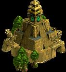 aztec temple by NickRLee
