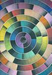 Colour test gradient