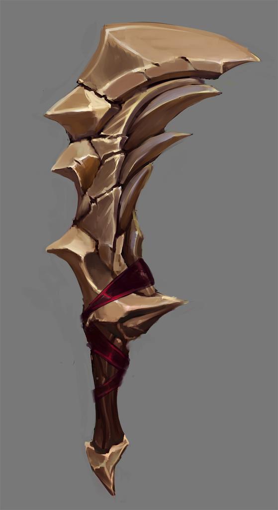 Sk Sword by AriaDusk