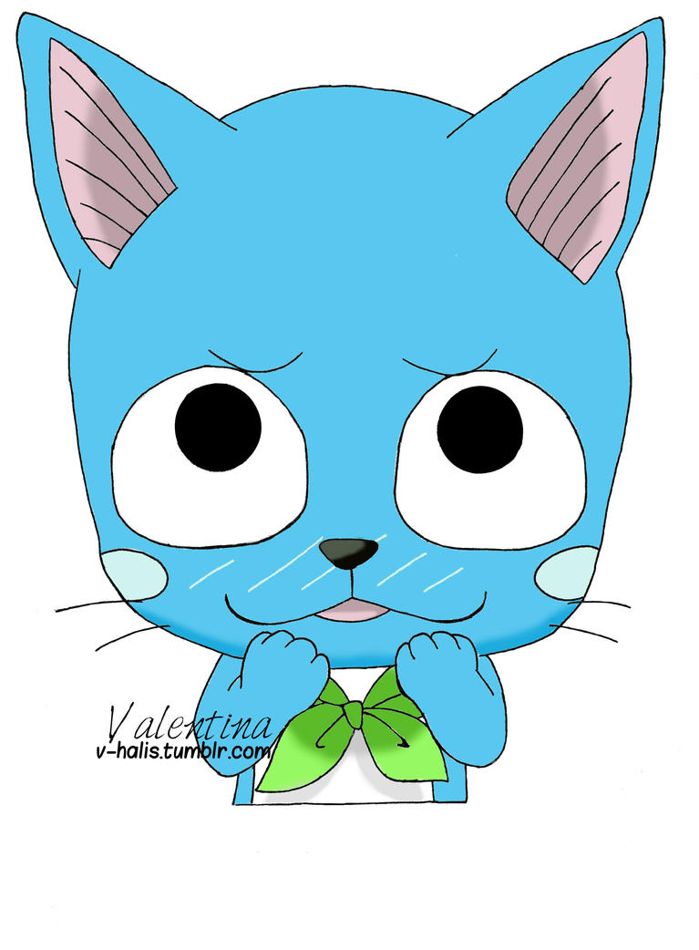 Anime Cat To Draw