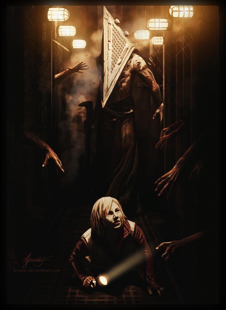 Silent Hill Revelation by Lensar on DeviantArtSilent Hill Revelation Pyramid Head Fight Scene