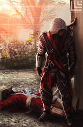 Connor Kenway (Assassin's Creed III) by Lensar