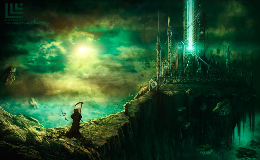 Necropolis By Lensar On DeviantArt