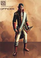 Officer by Lensar