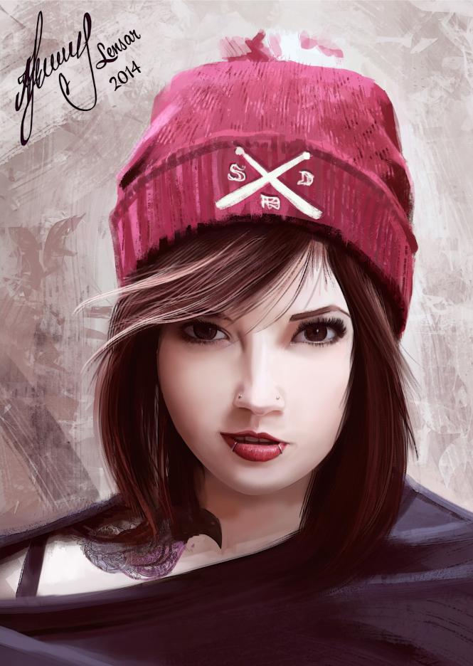 Pretty Girl by Lensar