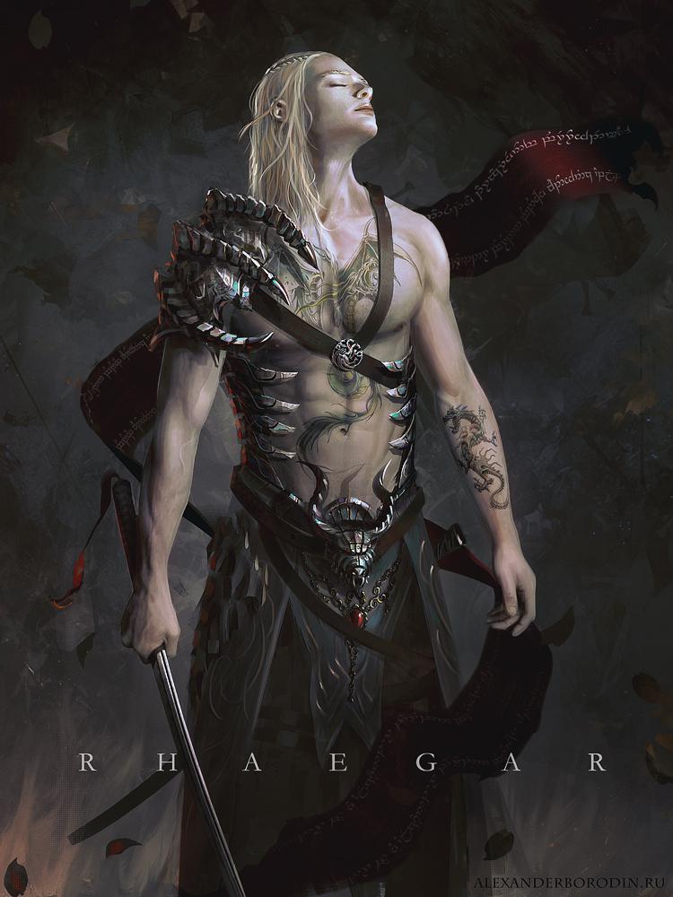 Rhaegar by Lensar