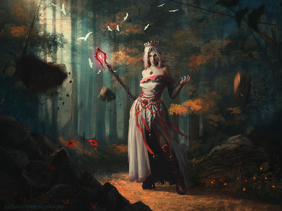 Wizard by Lensar on DeviantArt