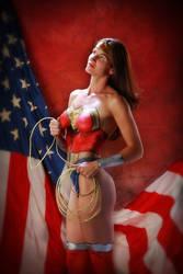 Wonder Woman by JZino