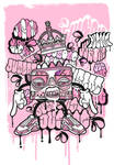 pink white by JU5