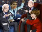 Super Smash Senators Brawl