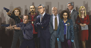 Law and Order: The Animation