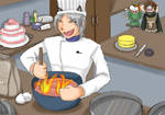 YOU ARE A CHEF