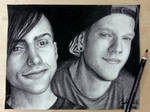 Drawing Superfruit (Charcoal)